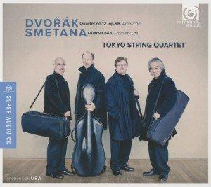 Streichquartette 12 op.96 & 1