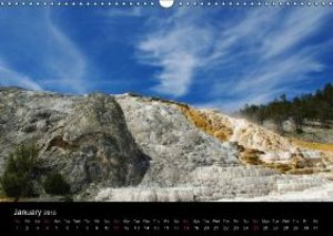 Wyoming! / UK-Version (Wall Calendar 2015 DIN A3 Landscape)