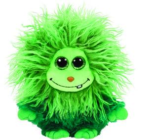 Ty Scoops Buddy-grüner Frizzy, ca. 24 cm