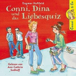 Dagmar Hoßfeldt Conni,Dina Und Das Liebesquiz