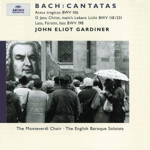 Trauerkantaten BWV 106,118b,198b