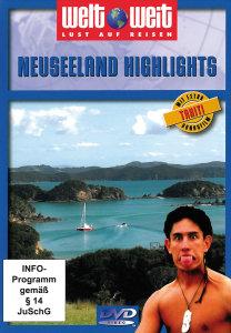 Neuseeland Highlights (Bonus Thaiti)