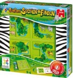 Suchen & Finden Safari