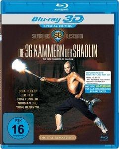 Die 36 Kammern der Shaolin (3D Shutter)-Shaw Bro