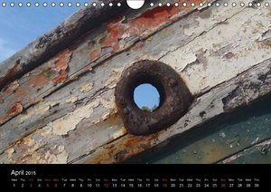 Easy Living in Greece (Wall Calendar 2015 DIN A4 Landscape)
