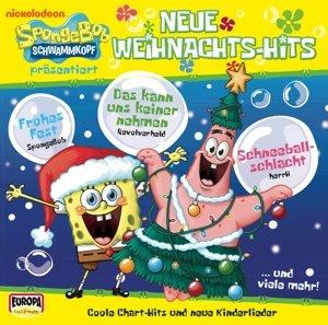 SpongeBob präsentiert neue Weihnachts-Hits