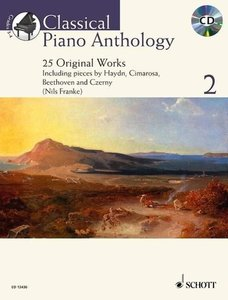 Classical Piano Anthology 02 Klavier