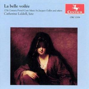 La belle voilee-Lautenmusik