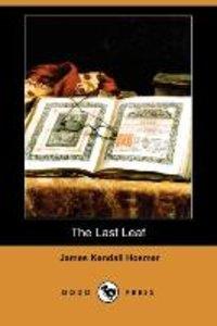 The Last Leaf (Dodo Press)