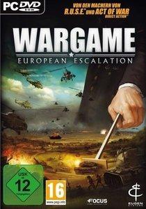 Wargame: European Escalation. Für Windows XP/Vista/7