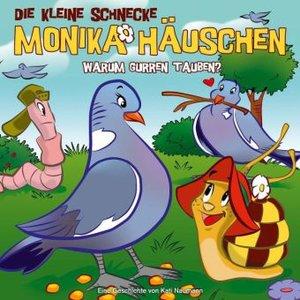 Die kleine Schnecke Monika Häuschen 39: Warum gurren Tauben?