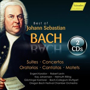 Best of Johann Sebastian Bach