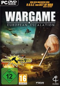 Wargame: European Escalation. Für Windows XP/Vista/7