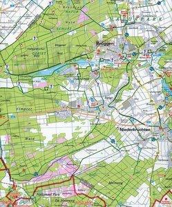 Nationalparkregion Mein Weg 1 : 50 000. Radwanderkarte