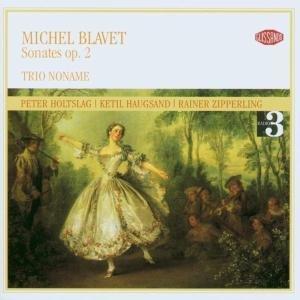 Michel Blavet-SONATES op.2