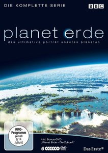 Planet Erde - Die komplette Serie (Softbox-Version)