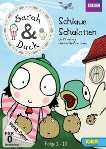 Sarah und Duck - Schlaue Schalotten