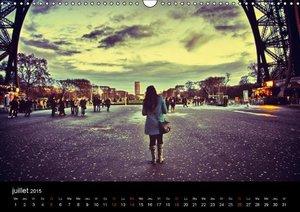 Paris, s\'il vous plaît ! (Calendrier mural 2015 DIN A3 horizont