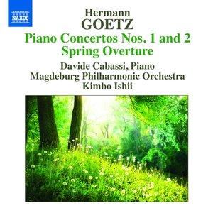 Klavierkonzerte 1+2/Frühlingsouvertüre