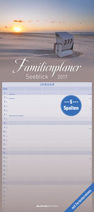 Familienplaner Seeblick 2017 - (22 x 50)