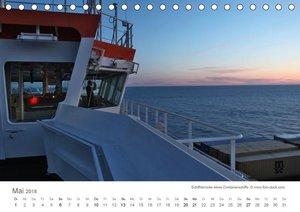 Faszination Schifffahrt ? An Bord um die Welt