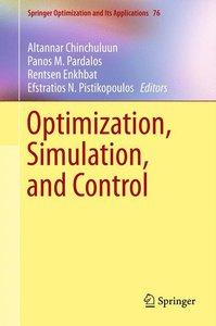 Optimization, Simulation, and Control