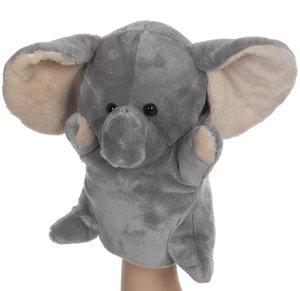 Heunec 390478 - Besito Handspielpuppe Elefant