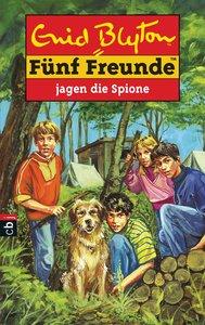 Fünf Freunde 29. Fünf Freunde jagen die Spione