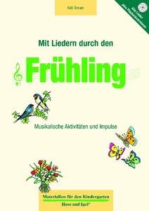 Mit Liedern durch den Frühling