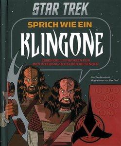 Star Trek - Sprich wie ein Klingone, Buch mit Soundkonsole