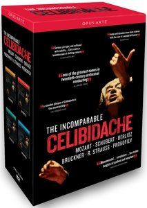 The Incomparable Celibidache