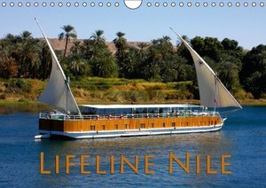 Lifeline Nile / UK Version (Wall Calendar 2015 DIN A4 Landscape)