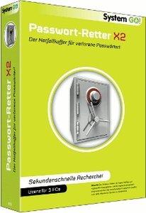 System Go! Passwort-Retter X2