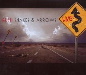 Snakes & Arrows-Live