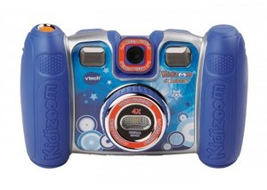 VTech 80-140804 - Kidizoom Connect, blau