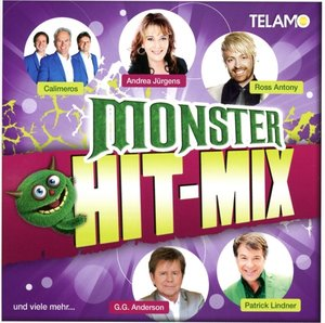 Monster Hit-Mix 2015