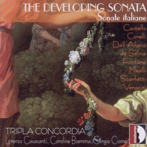 The Developing Sonata-Sonate italiane
