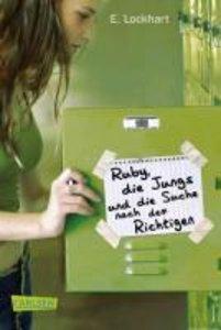 Ruby und die Jungs 04: Ruby, die Jungs und die Suche nach dem Ri