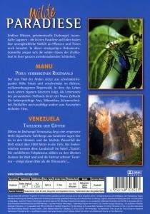 Wilde Paradiese-Manu/Venezuela (2 DVD)