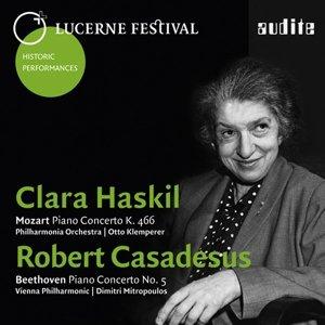 Lucerne Festival,Vol.1-Clara Haskil