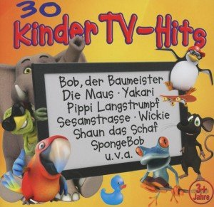 Various: 30 Kinder TV Hits