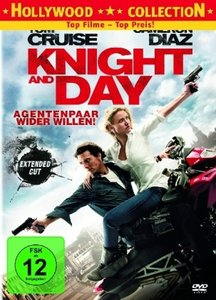 Knight and Day - Agentenpaar wider Willen