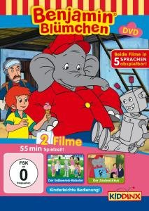 Der Erdbeereis-Roboter/Der Zauberzirkus