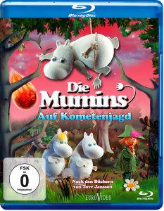 Die Mumins-Auf Kometenjagd (Blu-ray)