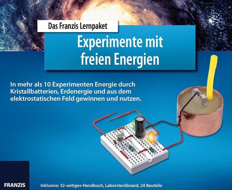 Lernpaket - Experimente mit freien Energien - zum Schließen ins Bild klicken