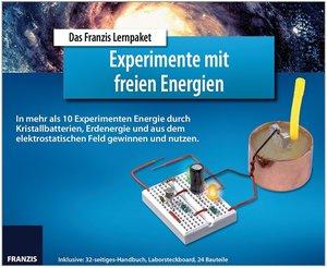 Lernpaket - Experimente mit freien Energien