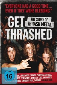 Get Trashed: The Story Of Thrash Metal