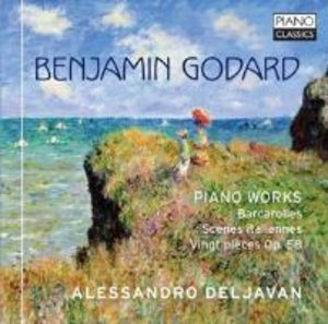 Piano Works-Barcarolles/Scenes Italiennes/+