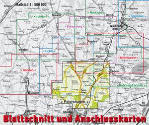 Petershagen 1 : 15 000