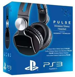 PULSE Wireless Stereo-Headset für PS3